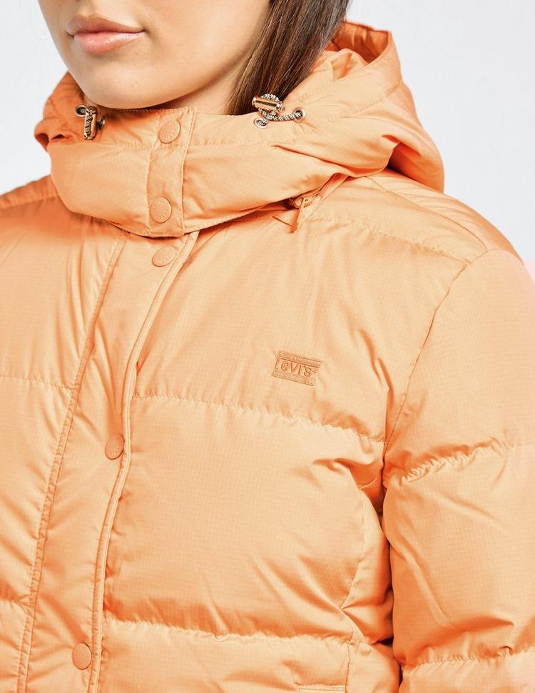 Levis Quin Short Down Puffa Jacket