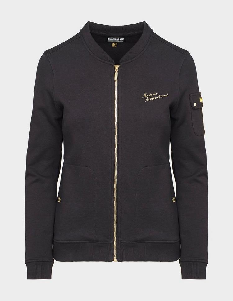 Barbour International Minato Overlay Jacket