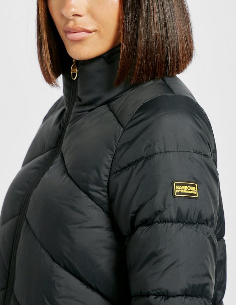 Barbour International Mackney Quilted Jacket