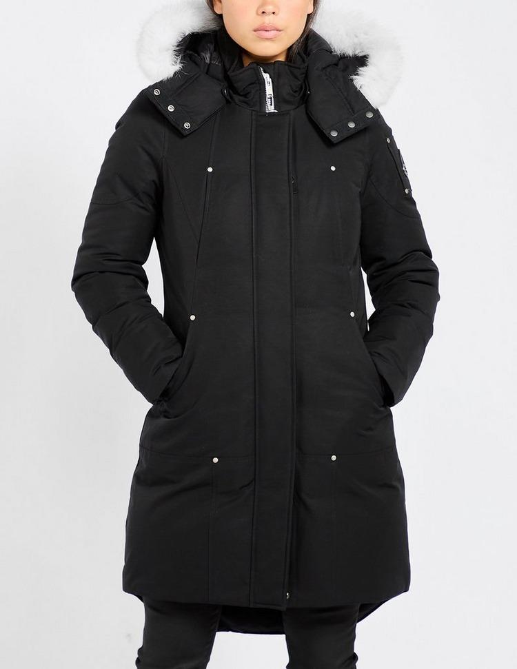Moose Knuckles Sunwapta Fur Parka Jacket