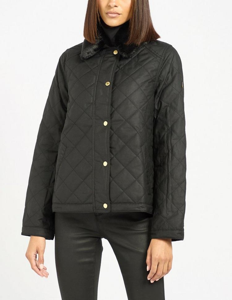 Barbour International Galvez Wax Jacket
