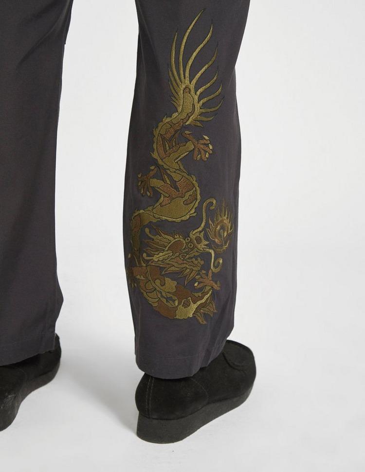 Maharishi Olive Dragon Cargo Pants