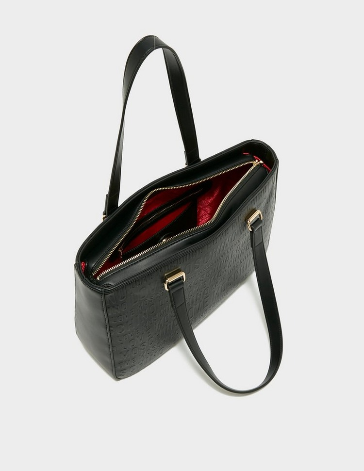Love Moschino Embossed Shopper Bag