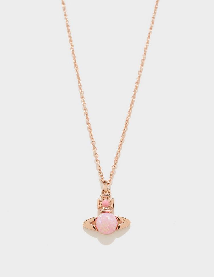 Vivienne Westwood Isabelitta Brass Pendant Necklace