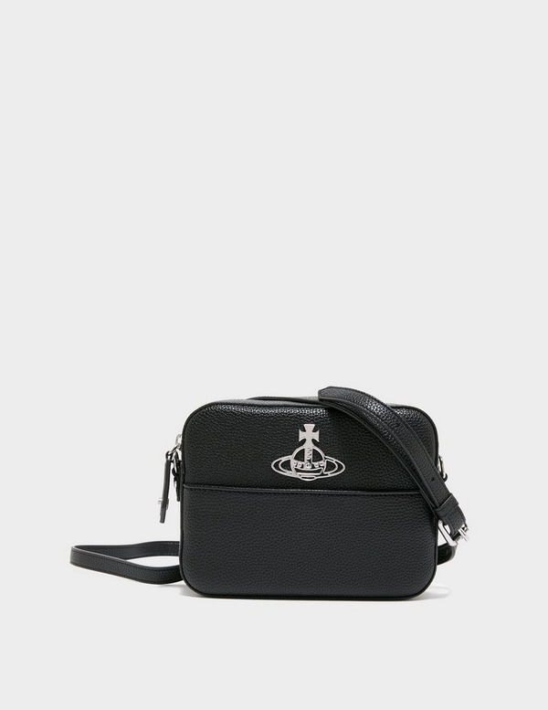Vivienne Westwood Johanna Cross Body Pebble Bag