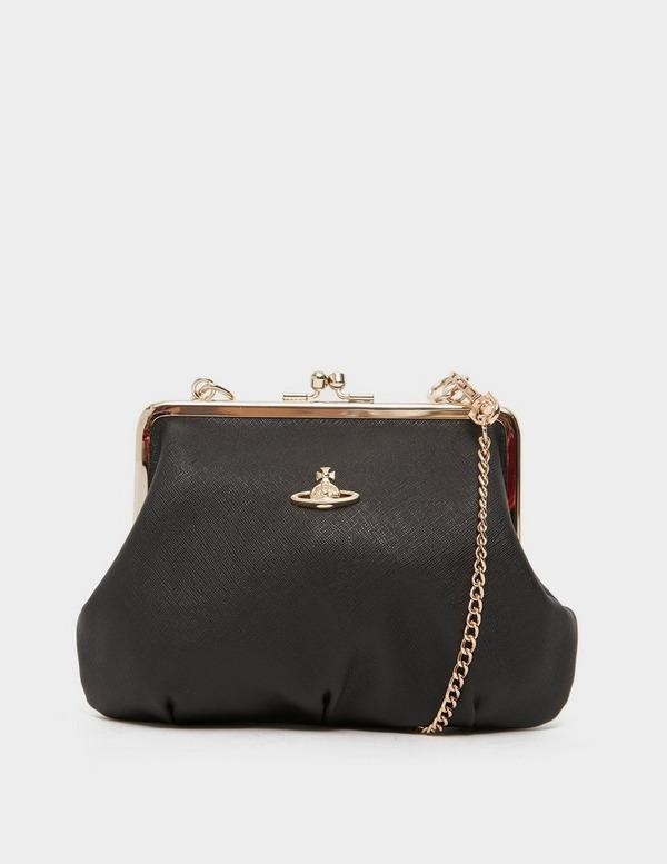 Vivienne Westwood Victoria Frame Cross Body Bag