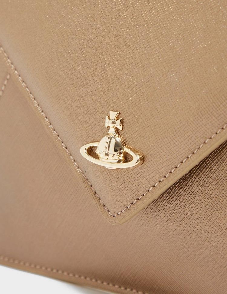 Vivienne Westwood Victoria Envelope Clutch Bag