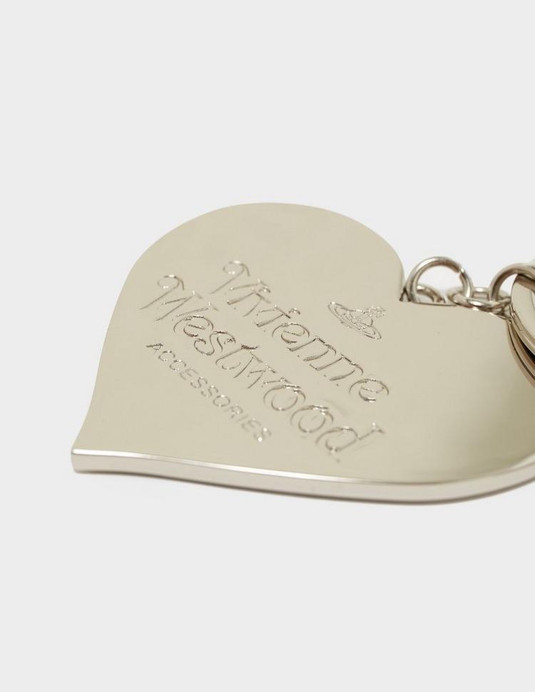 Vivienne Westwood Jordan Heart Key Chain
