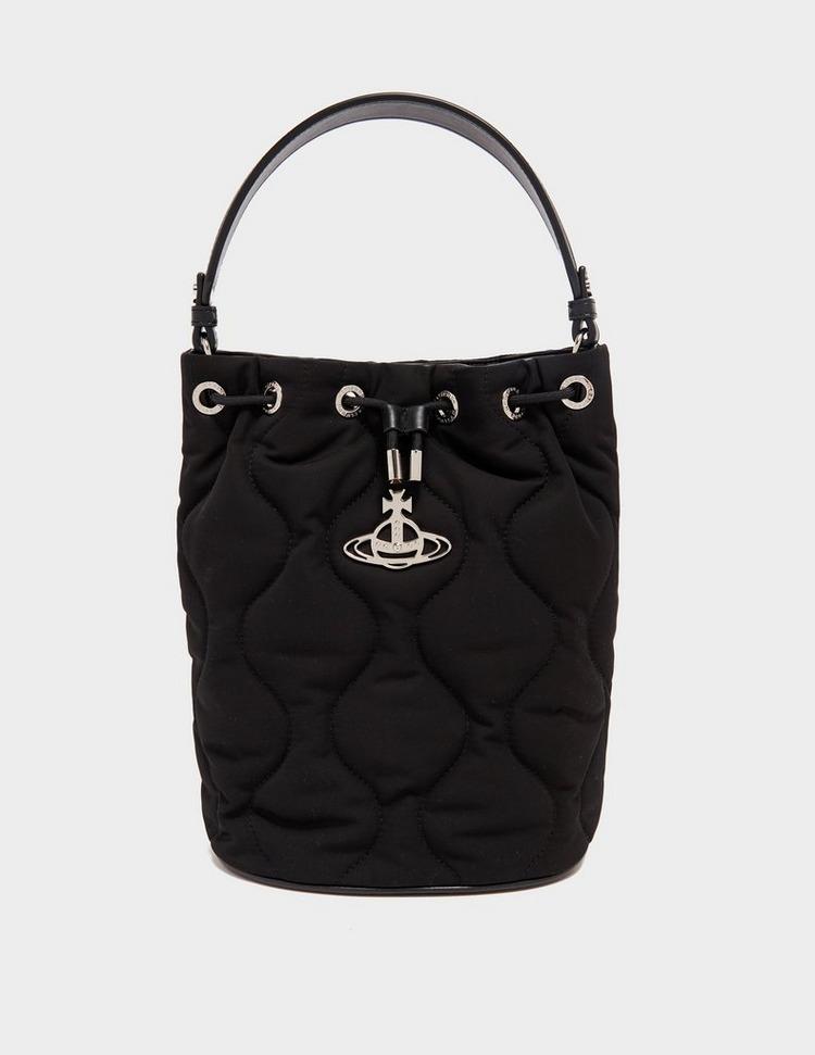 Vivienne Westwood Camper Quilted Bucket Bag