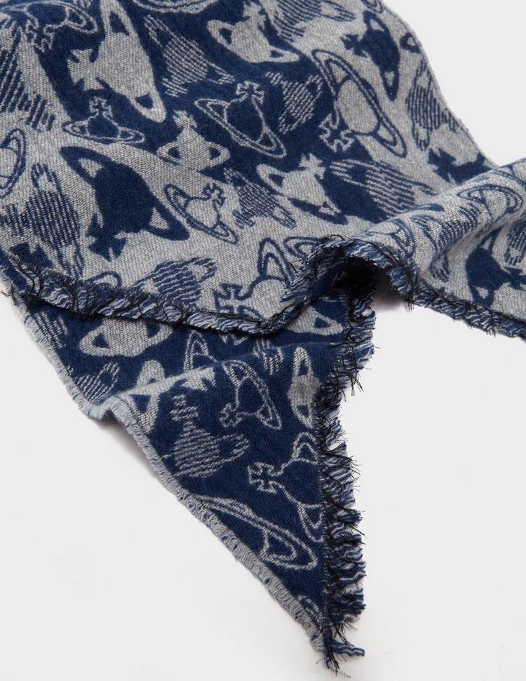Vivienne Westwood Silte Orb Scarf
