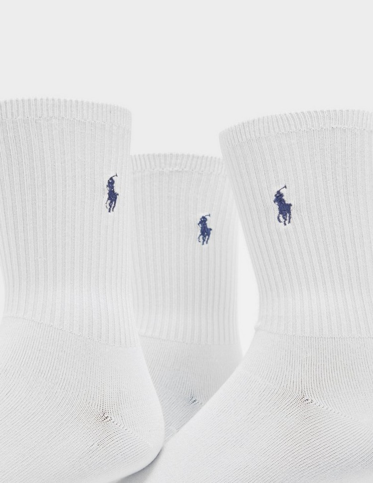 Polo Ralph Lauren 3-Pack Super Soft Socks