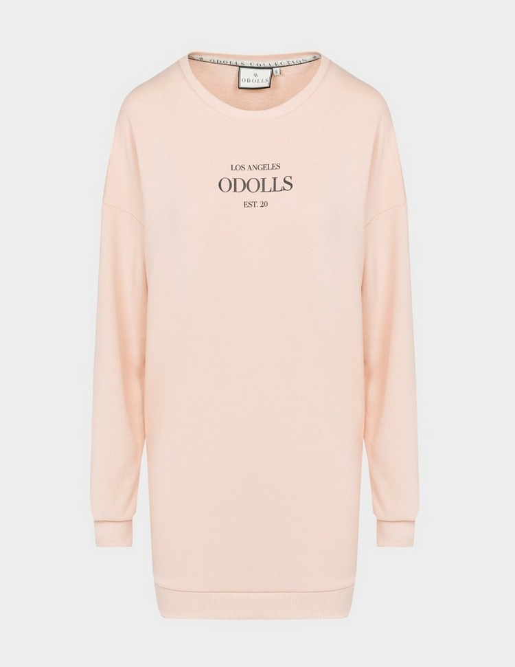 ODolls Collection Established Sweatshirt Dress