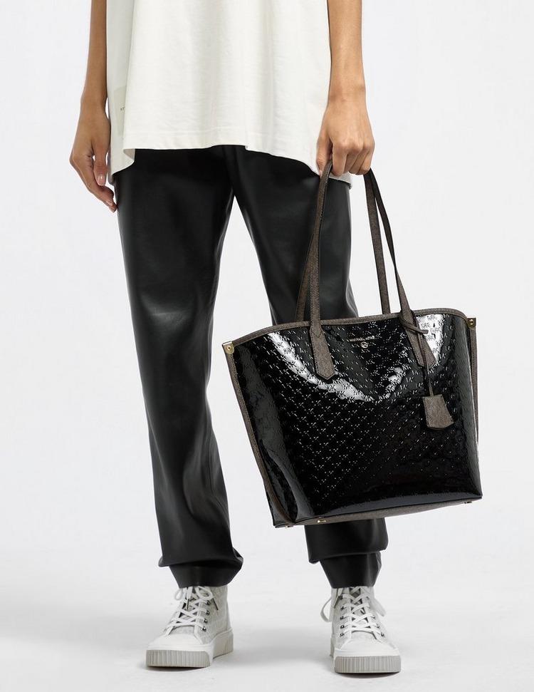 Michael Kors Embossed Patent Tote Bag