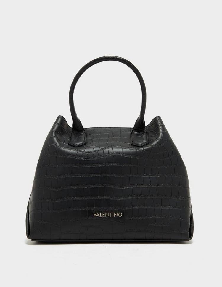 Valentino Bags Juniper Croc Tote Bag