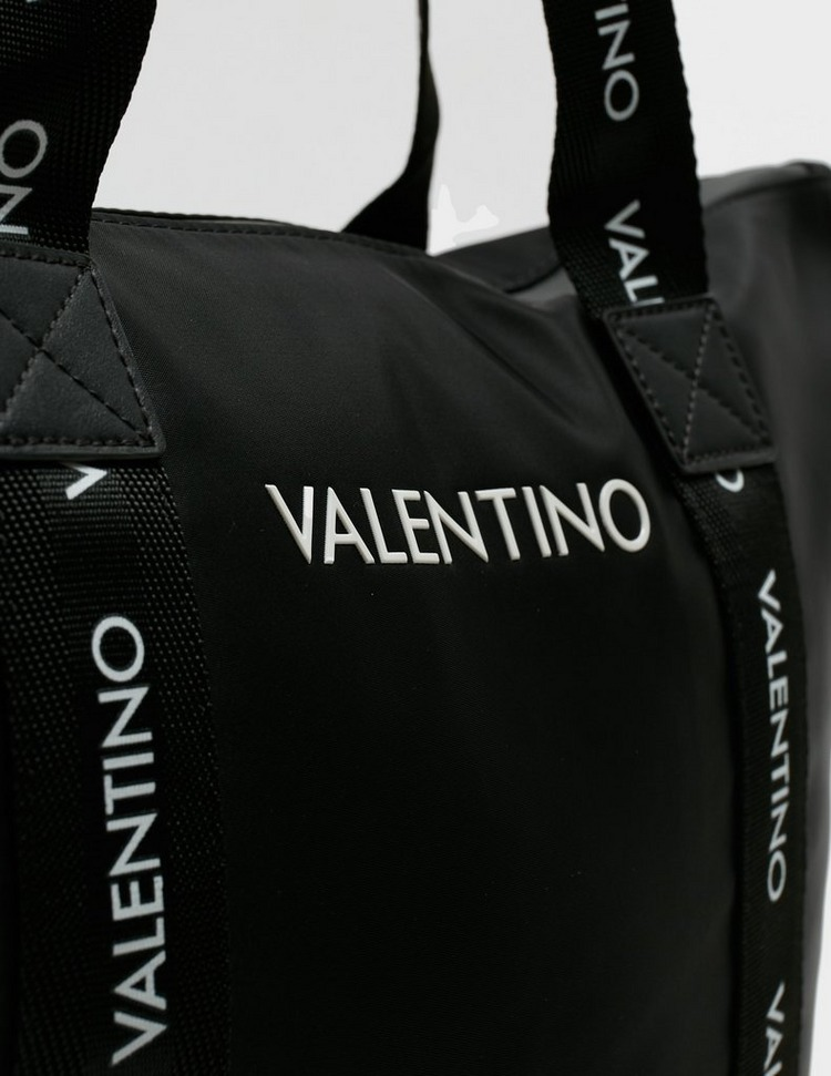 Valentino Bags Lay Tape Nylon Tote Bag