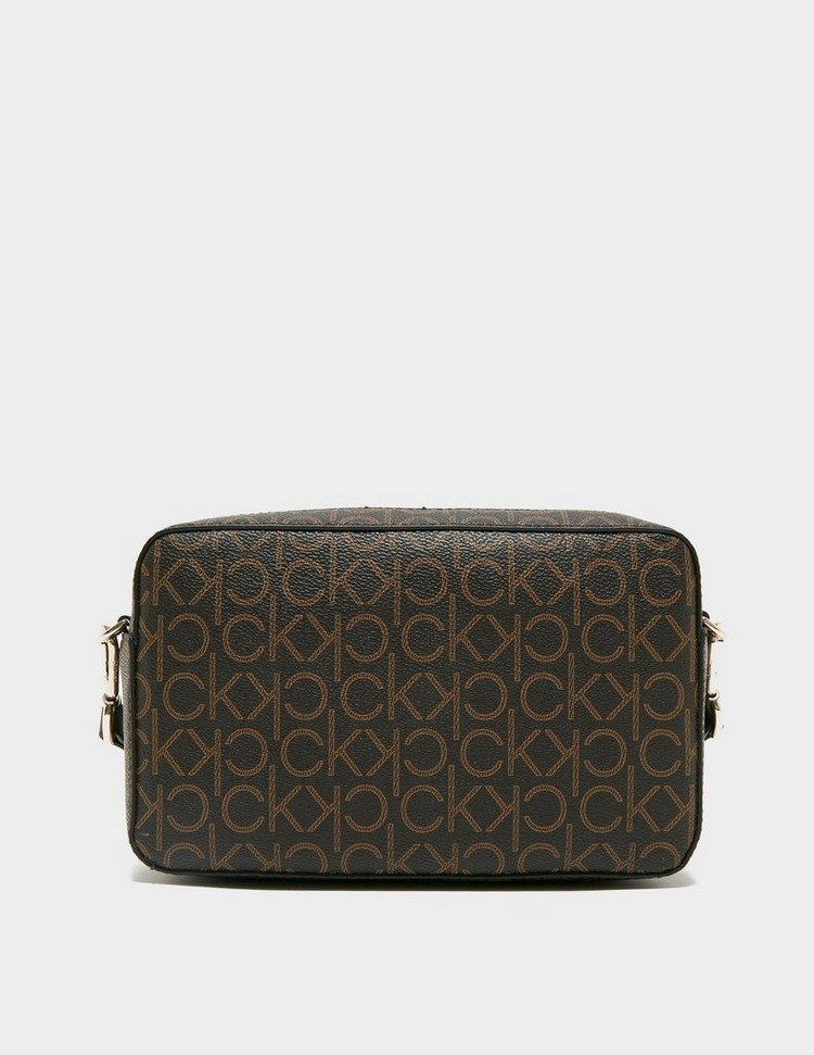 Calvin Klein Womenswear Monogram Camera Bag