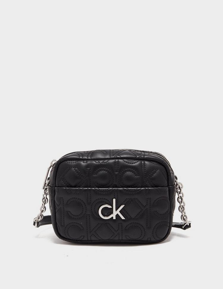 Calvin Klein Womenswear Relock Quilted Camera