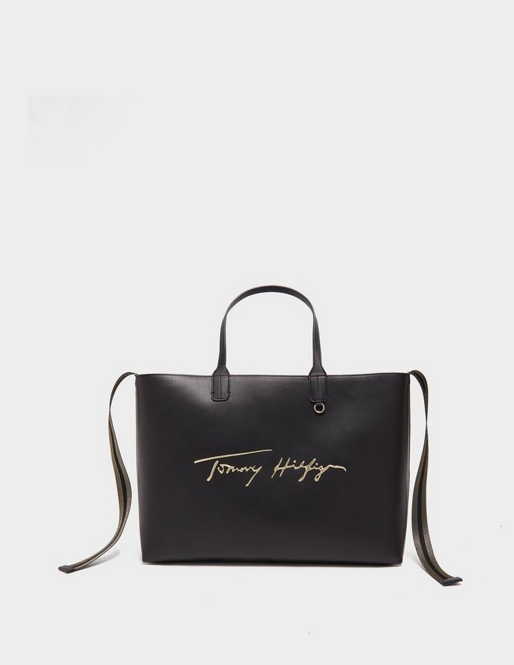 Tommy Hilfiger Signature Icon Tote Bag
