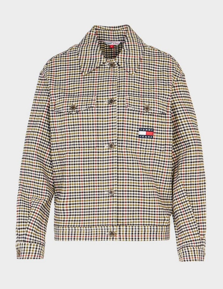 Tommy Jeans Mini Check Overshirt