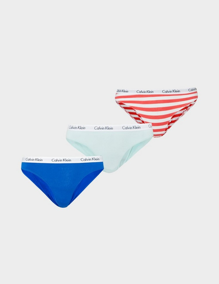 Calvin Klein Underwear 3 Pack of Bikini
