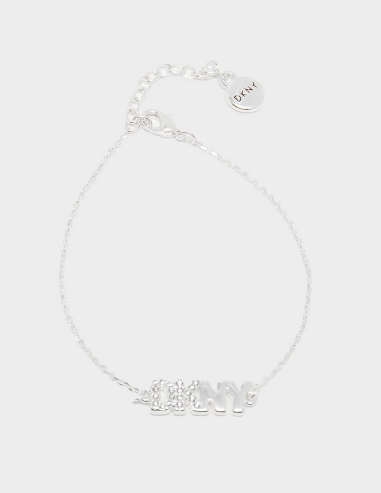 DKNY Jewellery Pave Logo Bracelet