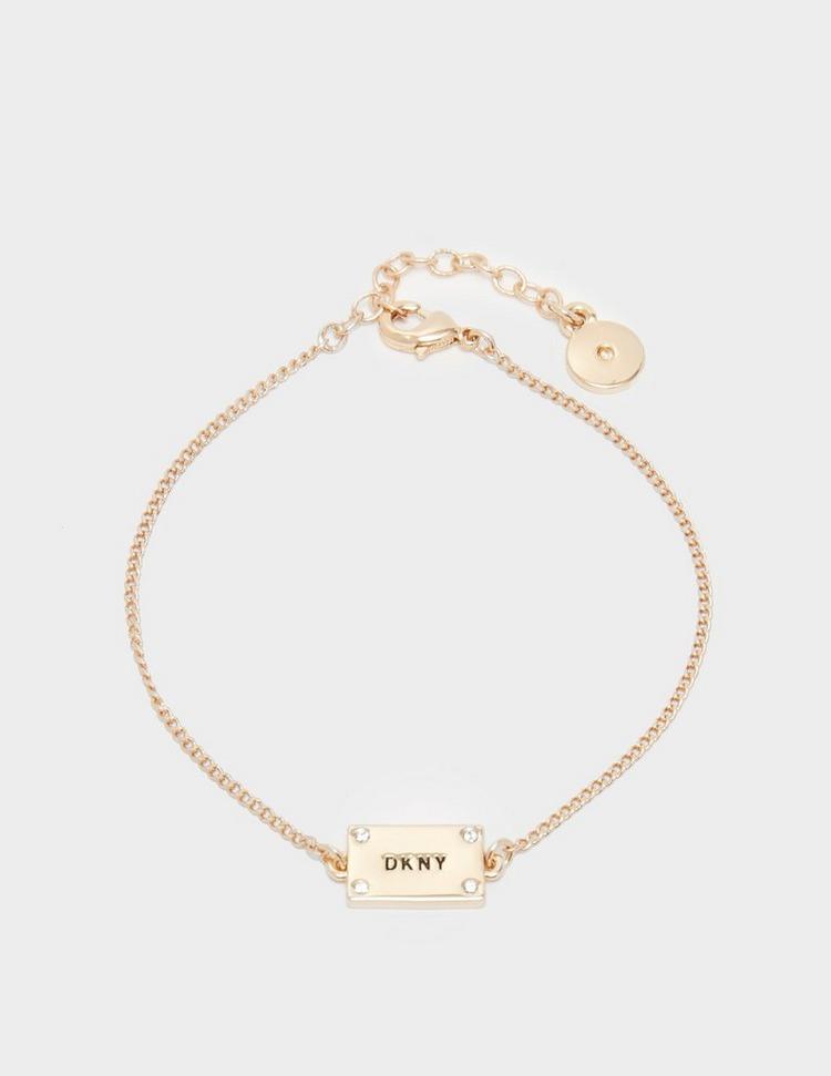 DKNY Jewellery Logo ID Bracelet