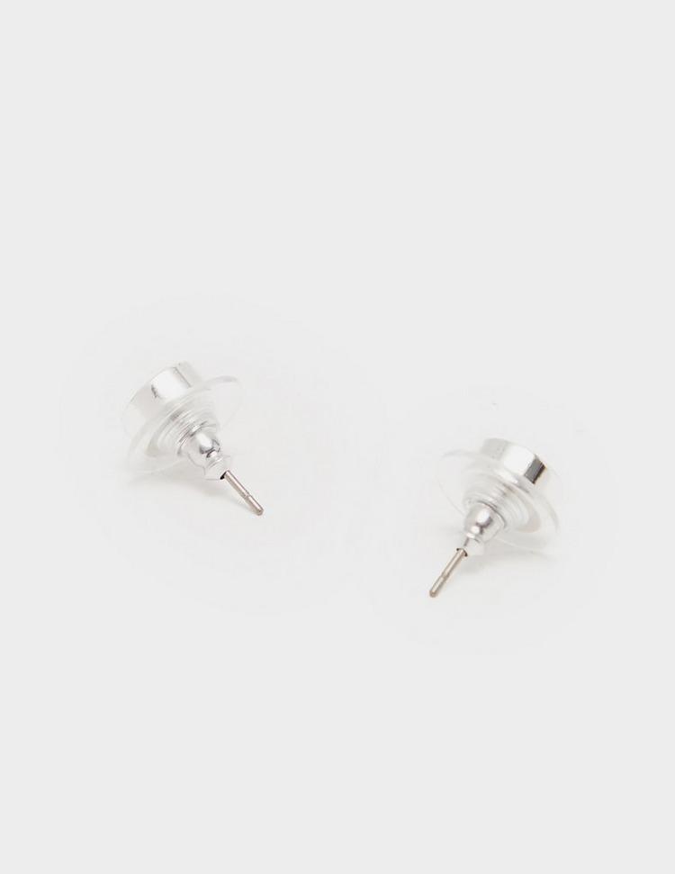 DKNY Jewellery Logo Stone Stud Earrings