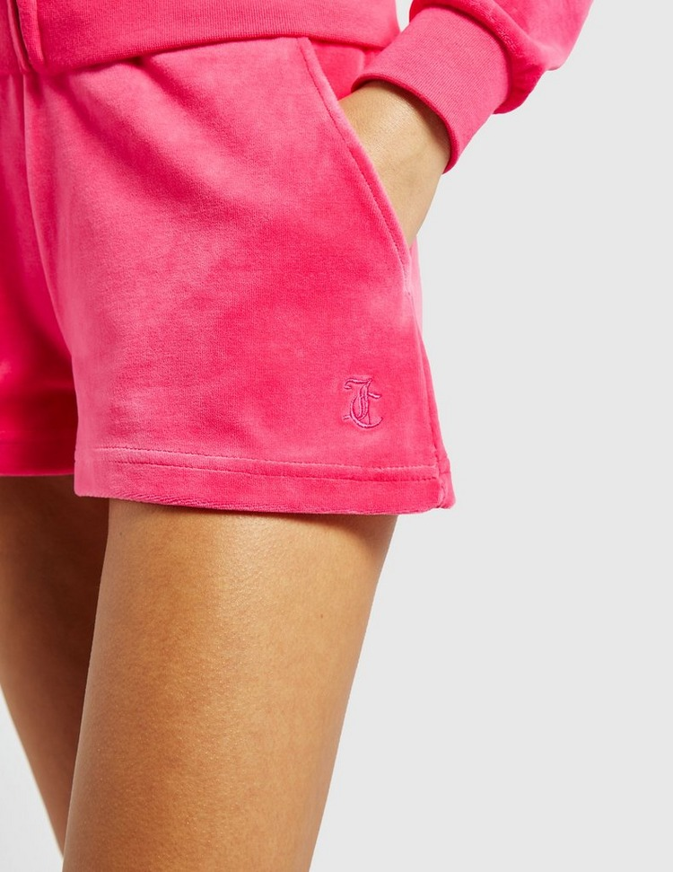 JUICY COUTURE Luxe Eve Shorts