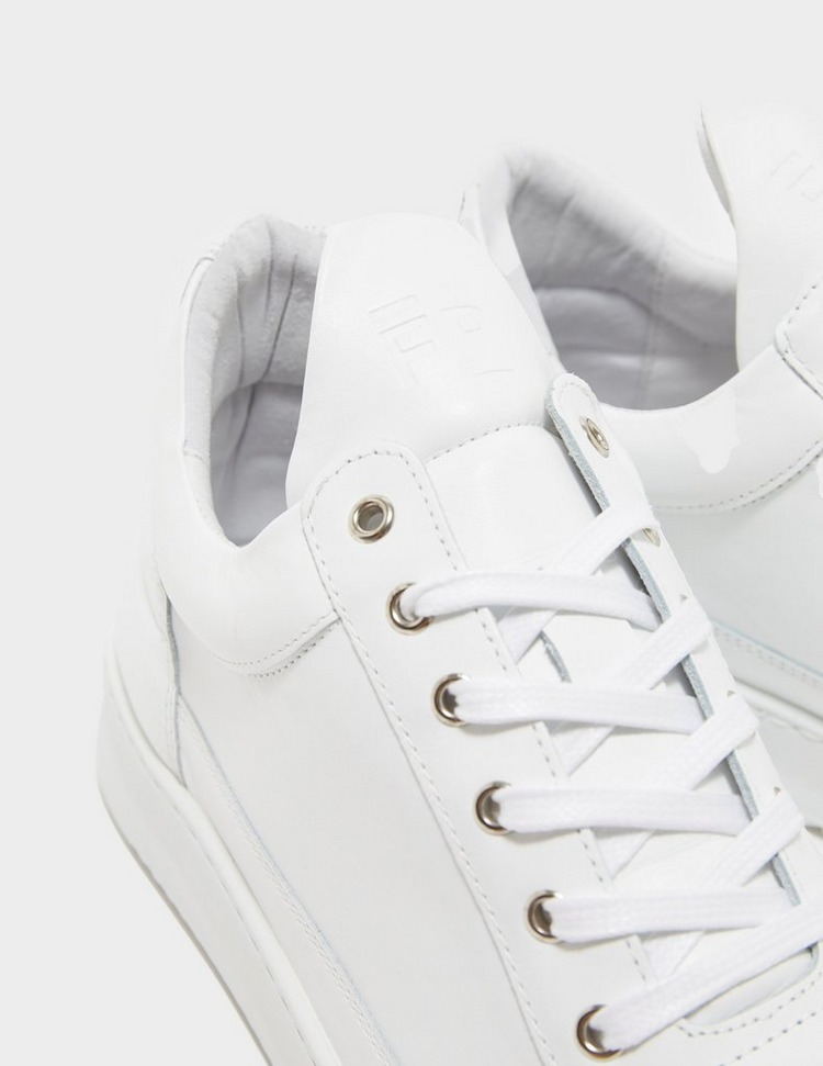 Filling Pieces Low Top Ripple Trainers