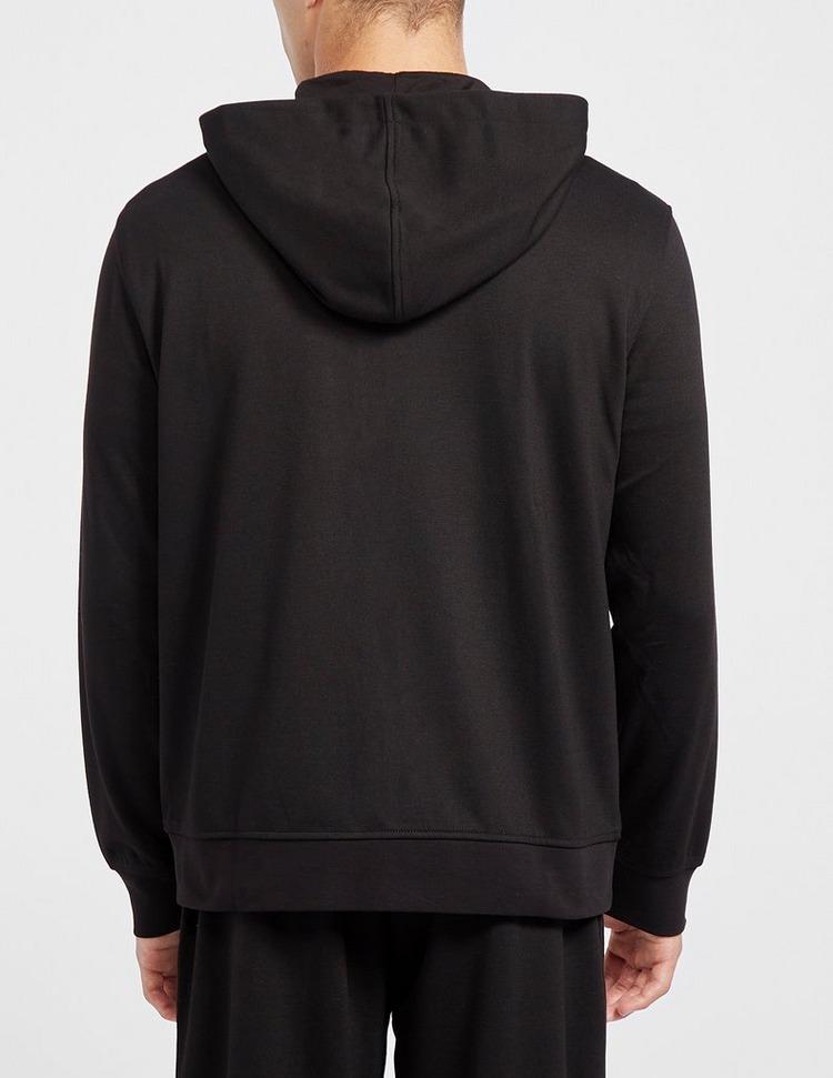 Armani Exchange High Neck Zip Hoodie
