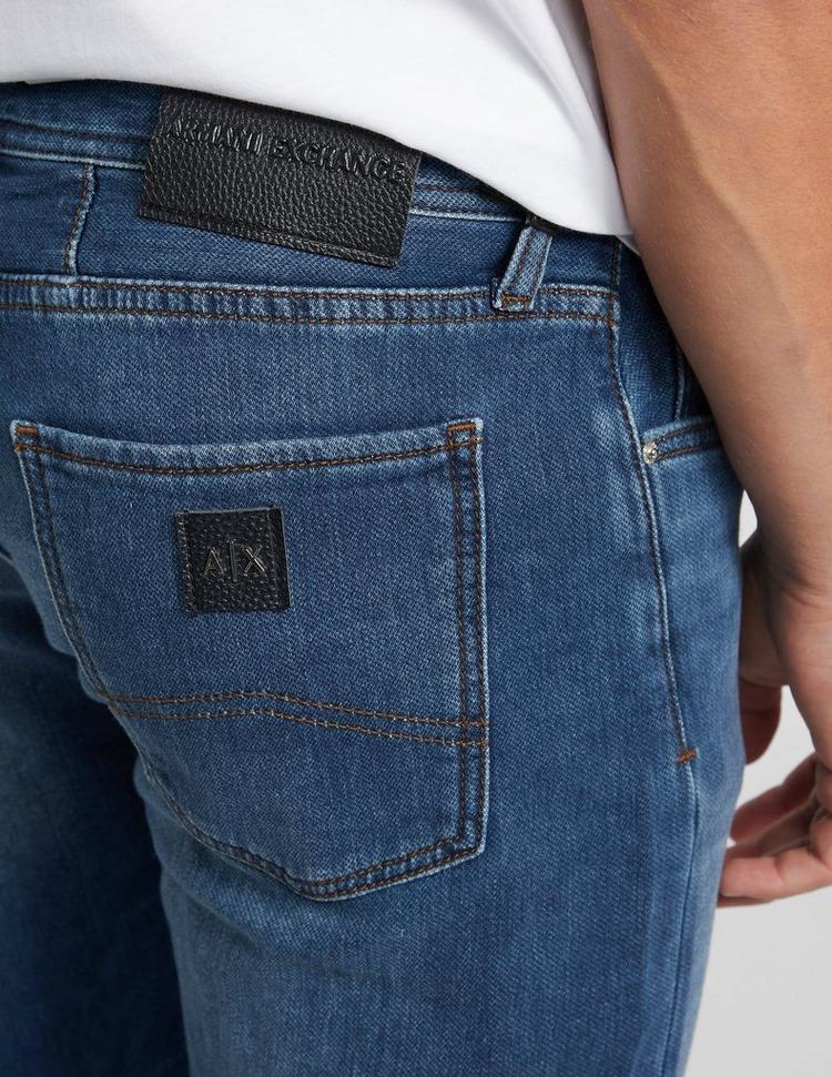 Armani Exchange Slim 12OZ Jeans