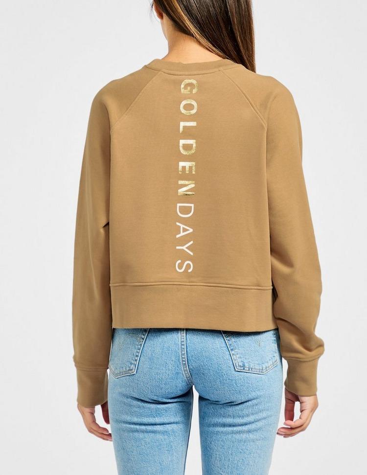 BOSS Gold Logo Sweatshirt