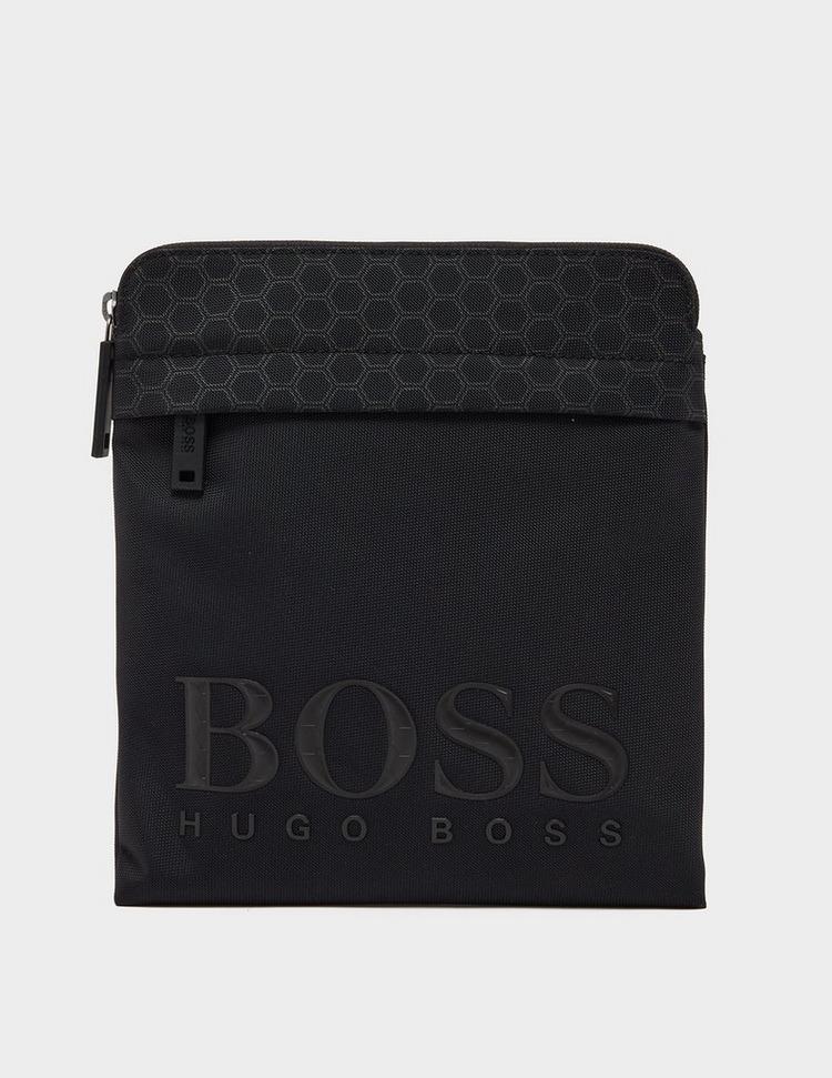 BOSS Hexagon Cross Body Bag