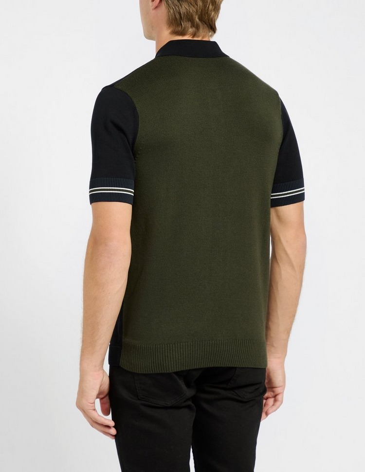 Fred Perry Contrast Panel Polo Shirt