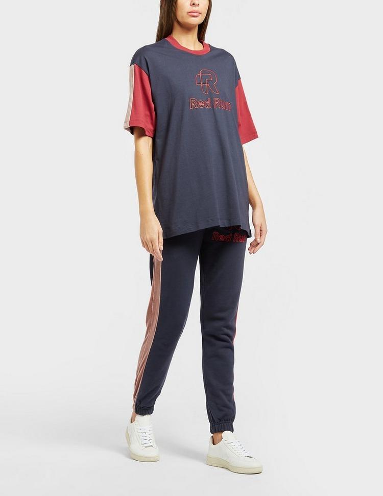Red Run Activewear Parisian Night Oversized T-Shirt