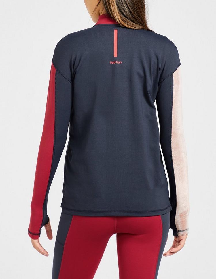 Red Run Activewear Parisian Night Technical Zip Jacket