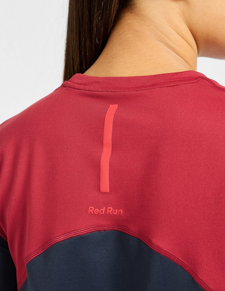 Red Run Activewear Parisian Night Technical T-Shirt