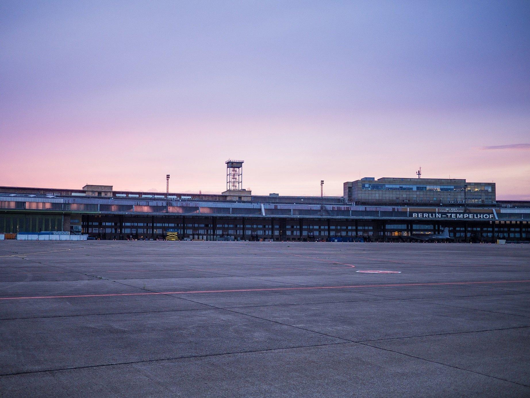 Tempelhofer Feld, Lieblingsort für Outdoor Aktivitäten