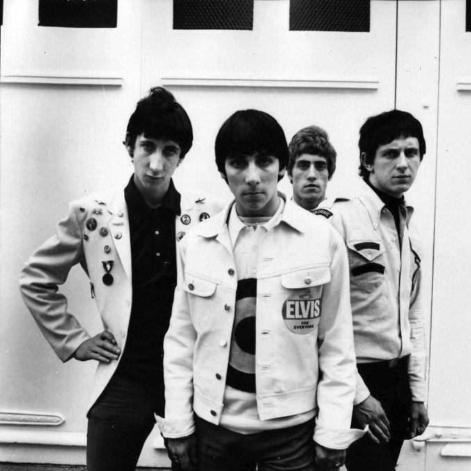 the who 60s mod movement
