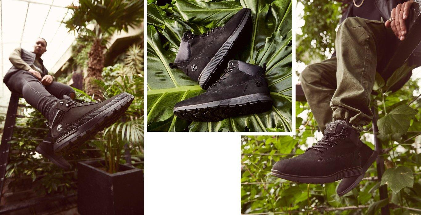 botas sustentáveis timberland