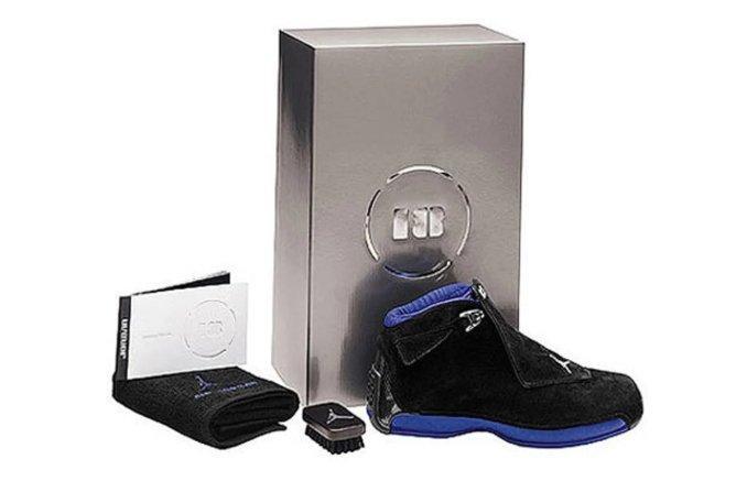 Air Jordan XVIII Packaging