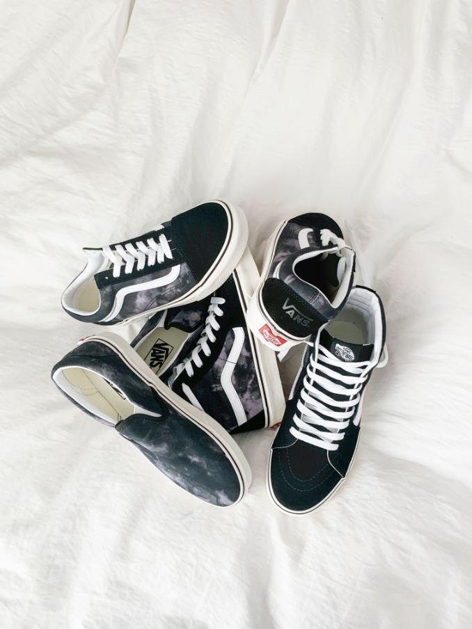 vegan sneakers Vans