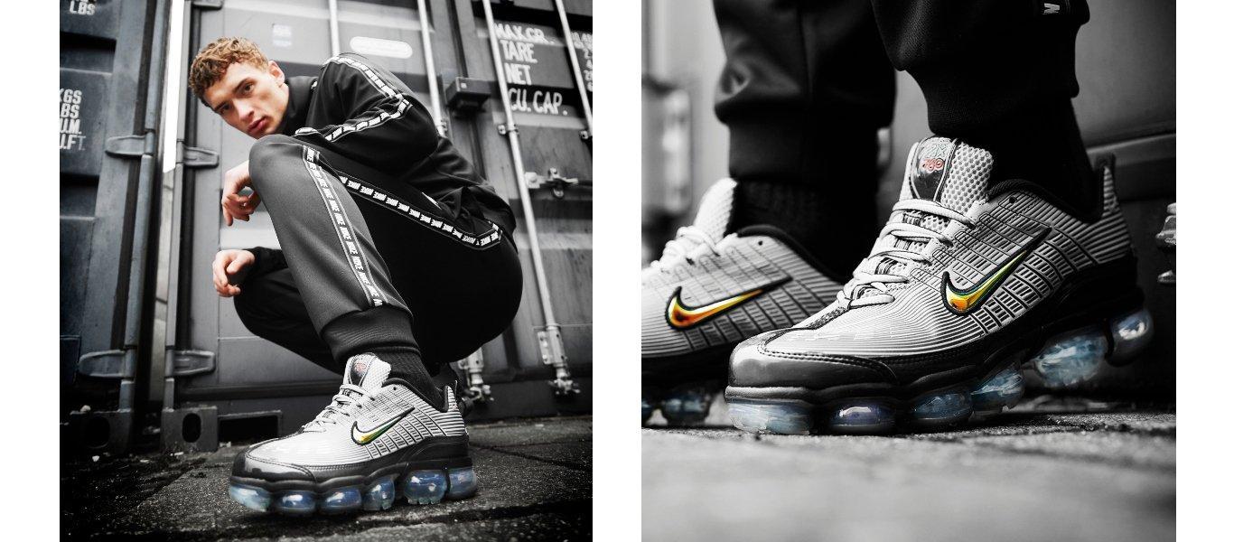 nuevas zapatillas vapormax 360 de Nike para hombre