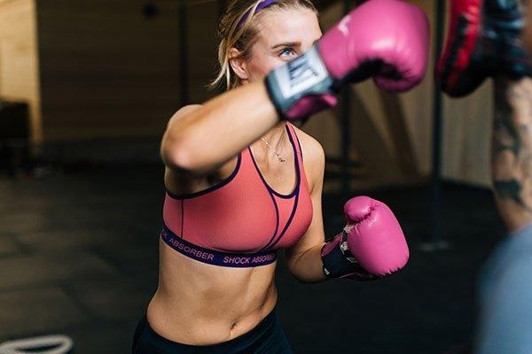 Waarom sport bh dragen