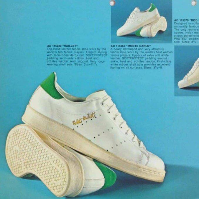 Zapatillas Robert Haillet adidas