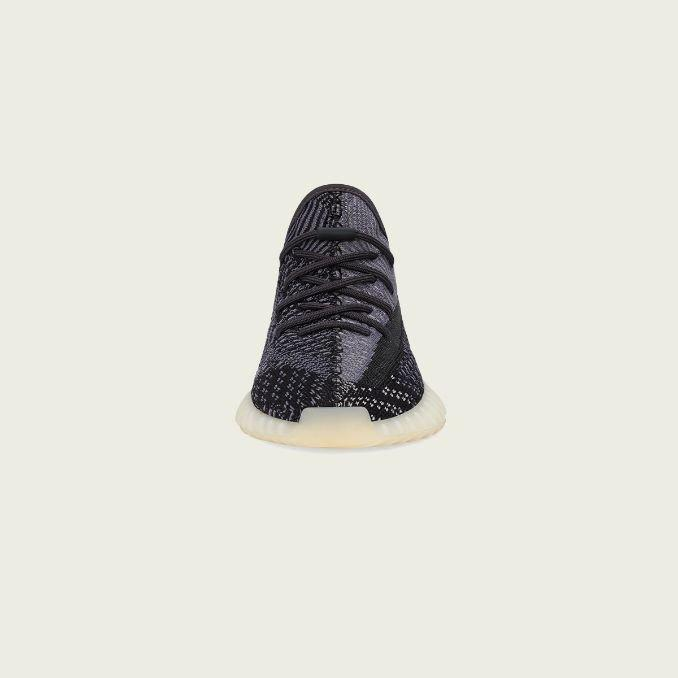 adidas Yeezy Boost 350 V2 Carbon PARTE FRONTAL