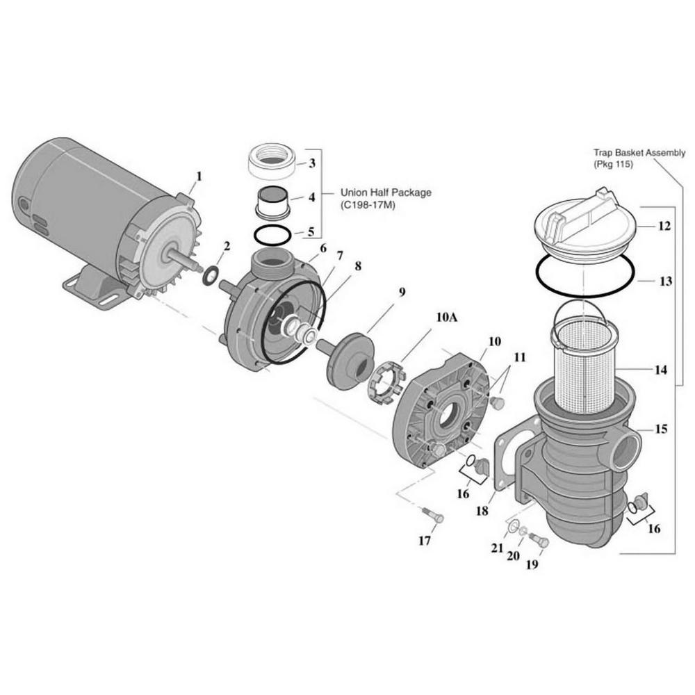 Sta-Rite JWPA Pump image