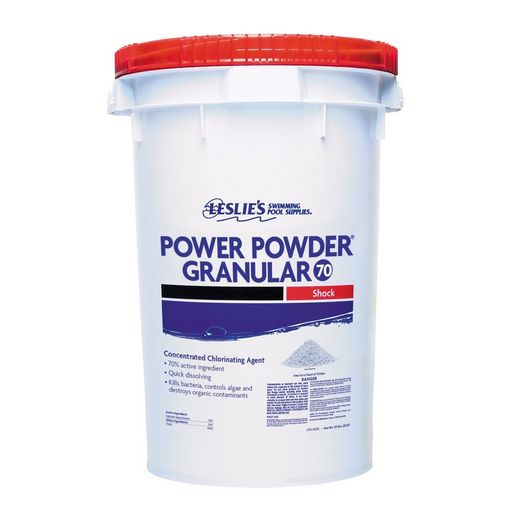 Power Powder Granular 25 lbs 70% Chlorine