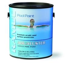 Ramuc - AquaLuster Acrylic Pool Paint, 1 Gallon, Dawn Blue