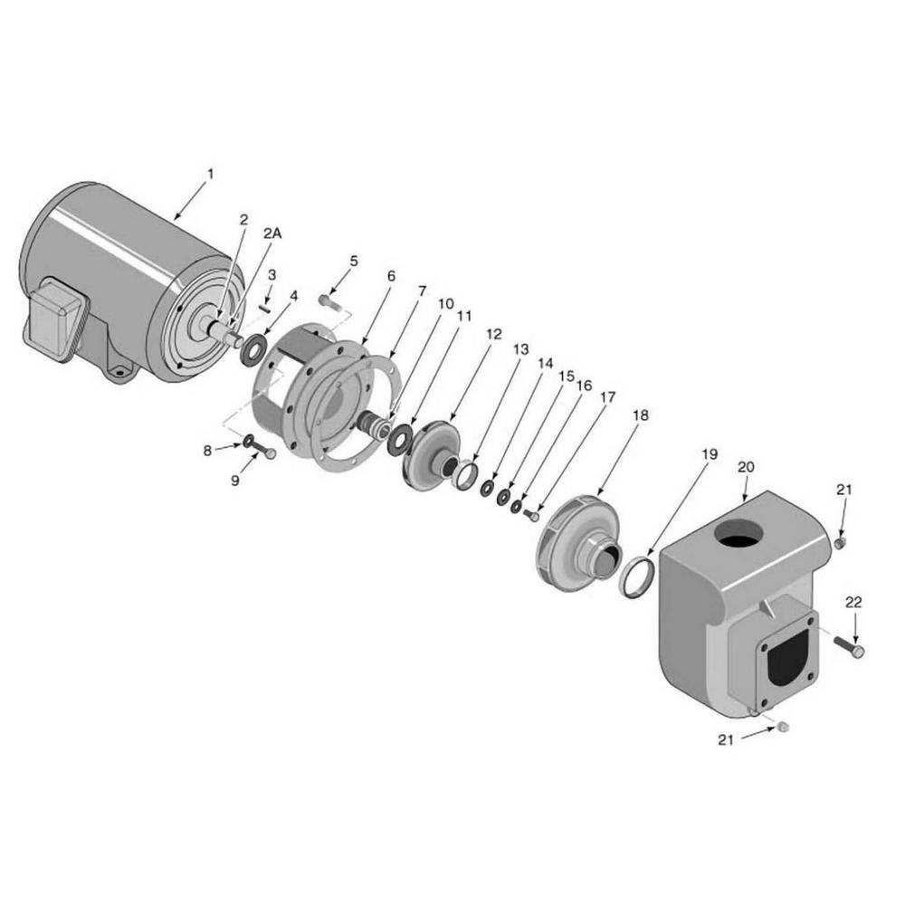 Sta-Rite D Series: Centrifugal Pump image